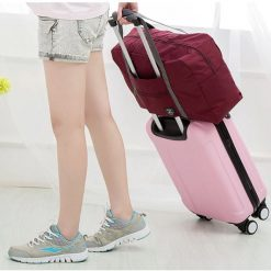 Sac de voyage pliable Easygo sur valise