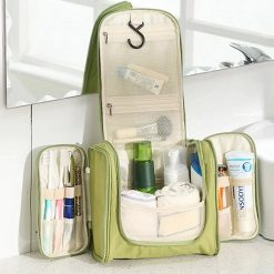 Trousse de toilette de voyage flying birds oucert