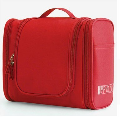 Trousse de toilette de voyage flying birds rouge