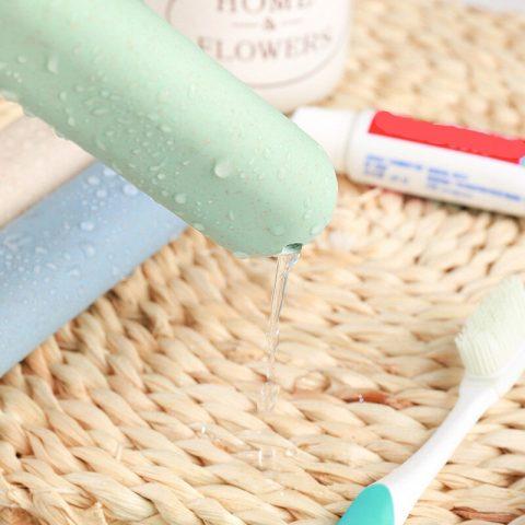 boitier pour brosse à dent