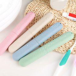 boitier pour brosse à dent 4 couleurs