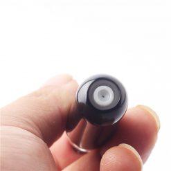 Mini bouteille de parfum rechargeable arrière