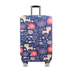 housses de protection pour valises chats