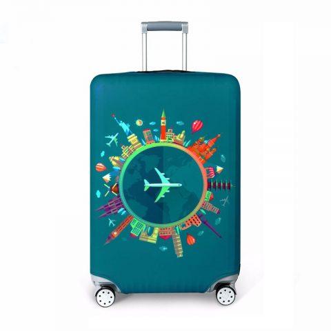 housses de protection pour valises avion