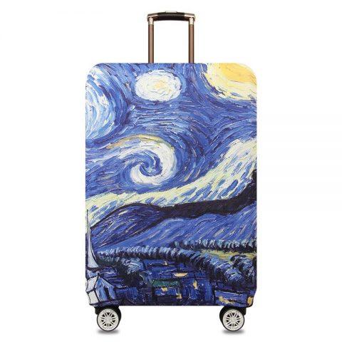 housses de protection pour valises van gogh
