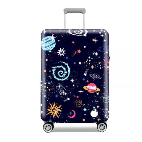 housses de protection pour valises univers