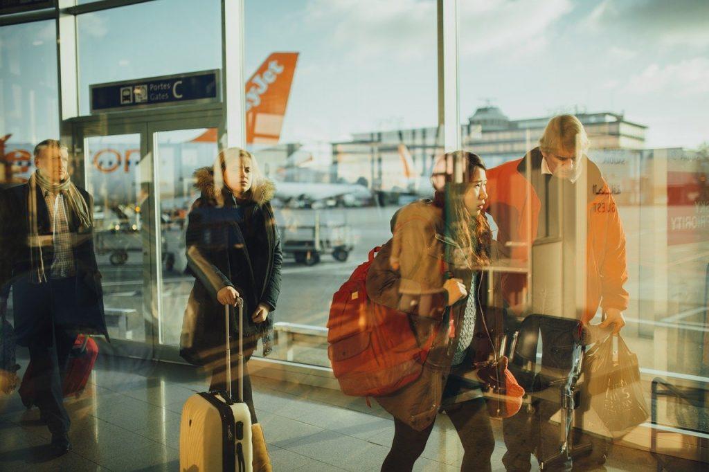 aéroport : règles à savoir pour voyager avec un bagage cabine