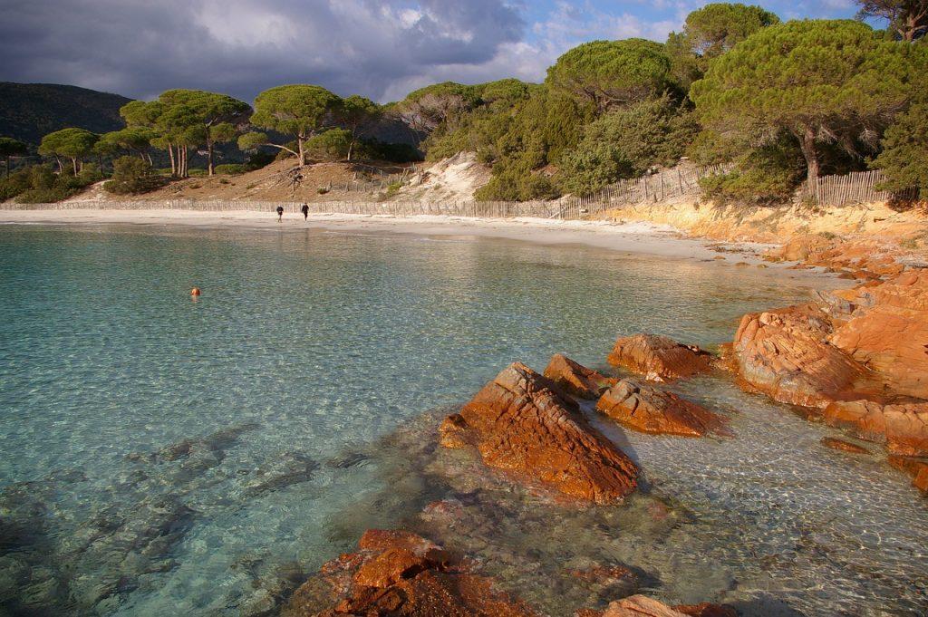 les plages corses parmi les plus belles du monde