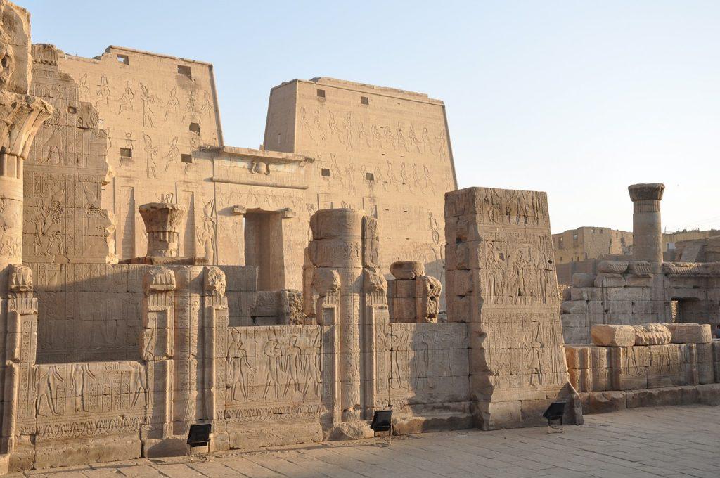 Temple dHorus pour découvrir lEgypte autrement