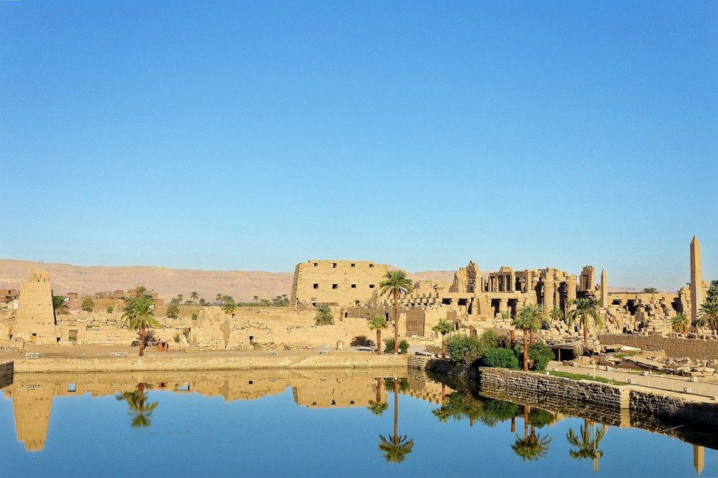 Voyager en Egypte : les temples de Karnak